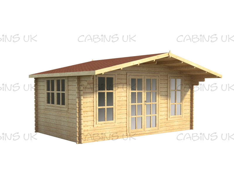 Baron Plus (44 mm) Log Cabin