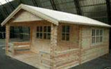 Dean (68 mm) Log Cabin