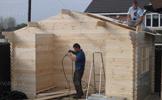 Installation Service in Progress