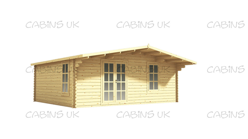 Lifestyle (44 mm) Log Cabin