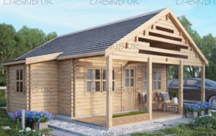 Wilmot (44 mm) Log Cabin